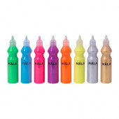 MÅLA Fluorescent/glitter paint, assorted colors - 702.662.99