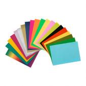 MÅLA Paper decoration set, assorted colors, assorted designs - 201.934.89