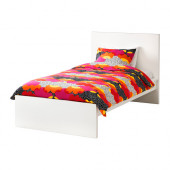 MALM Bed frame, high, white - 402.494.90
