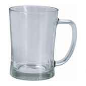 MJÖD Beer mug, clear glass - 100.922.16