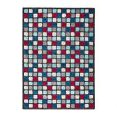 MÖLBY Rug, high pile, multicolor - 902.873.66