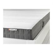MORGEDAL Foam mattress, medium firm, dark gray - 002.722.08