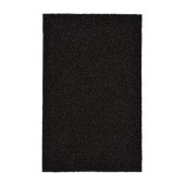 OPLEV Door mat, indoor/outdoor black - 102.922.63