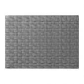 ORDENTLIG Place mat, gray - 301.756.73