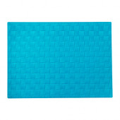 ORDENTLIG Place mat, turquoise - 302.847.71