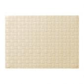 ORDENTLIG Place mat, off-white - 101.756.74