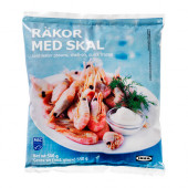 RÄKOR MED SKAL Shrimp with shell, frozen - 202.016.63