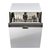 RENLIG Integrated dishwasher, Stainless steel - 902.922.64
