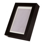 RIBBA Frame, black - 102.089.19