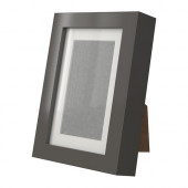 RIBBA Frame, high gloss, gray - 102.435.26