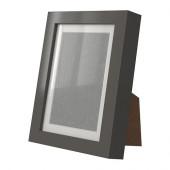 RIBBA Frame, high gloss, gray - 702.435.28