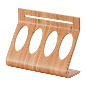 RIMFORSA Holder for containers, bamboo - 802.962.67