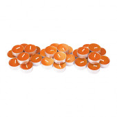 SINNLIG Scented tealight, Tangerine sunshine, orange - 602.363.59