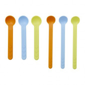 SMASKA 6-piece feeding/baby spoon set - 501.375.76