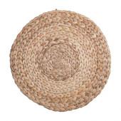 SOARÉ Place mat, water hyacinth - 400.825.36