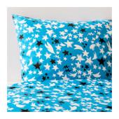 SOLBRUD Duvet cover and pillowcase(s), blue - 102.988.68