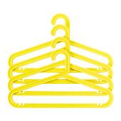 SPRUTT Clothes-hanger, yellow - 102.974.87