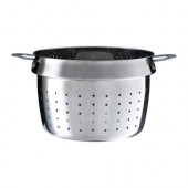 STABIL Pasta insert, stainless steel - 702.389.99
