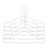 STAJLIG Hanger, indoor/outdoor, white - 002.914.19