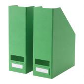 TJENA Magazine file, green - 402.919.93