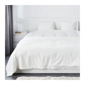 TUSENSKÖNA Bedspread, white - 902.480.11
