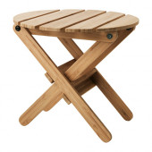 VILDAPEL Plant stand, bamboo - 602.372.26