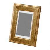 VIRSERUM Frame, gold - 902.323.93