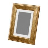 VIRSERUM Frame, gold - 402.323.95