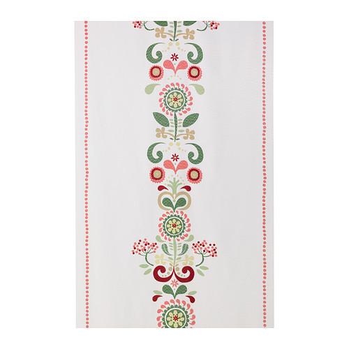 ÅKERKULLA Panel curtain, multicolor - 002.434.09