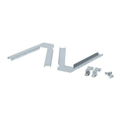 BILLY Corner hardware, galvanized - 401.041.09