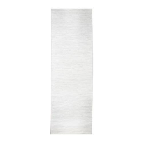 FÖNSTERVIVA Panel curtain, light beige - 002.726.99