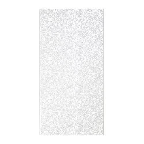 ROSENKALLA Panel curtain, white - 802.434.10