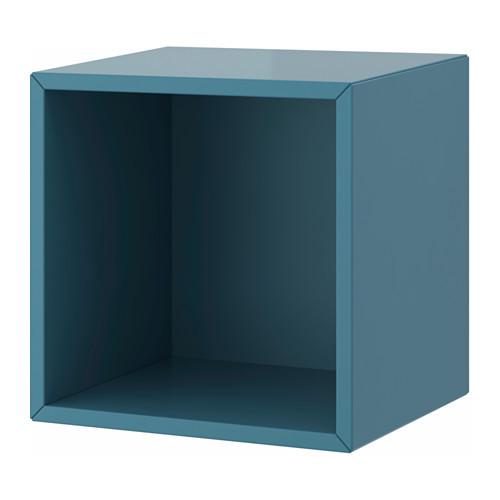 VALJE Wall cabinet, blue-turquoise - 902.795.97