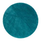 ÅDUM Rug, high pile, turquoise - 402.851.43