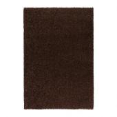 ALHEDE Rug, high pile, brown $99.00 - 502.593.08
