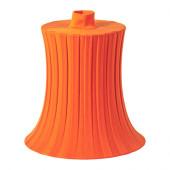 ÄMTEVIK Lamp shade, orange - 502.873.11