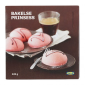 BAKELSE PRINSESS Cream cake with marzipan - 302.063.06