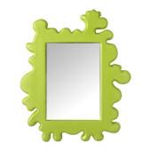 BARNSLIG Mirror, green - 901.345.28