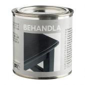 BEHANDLA Glazing paint, black - 201.863.04