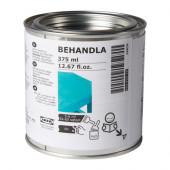 BEHANDLA Glazing paint, turquoise - 403.025.57