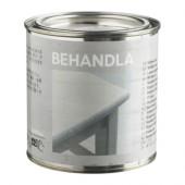 BEHANDLA Glazing paint, white - 901.863.05