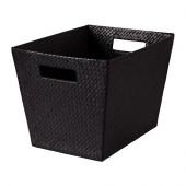 BLADIS Basket, black - 702.193.59