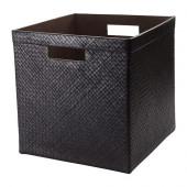BLADIS Basket, black - 402.234.14