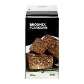 BRÖDMIX FLERKORN Multigrain bread baking mix - 002.290.31