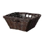 BYHOLMA Basket, brown - 502.068.81