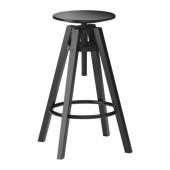 DALFRED Bar stool, black - 601.556.02