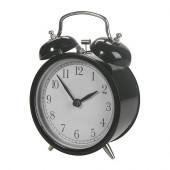 DEKAD Alarm clock, black - 501.875.66