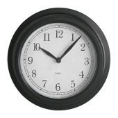 DEKAD Wall clock, black - 900.989.74