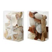DOFTA Potpourri in a box, scented light brown, dark brown - 401.863.22