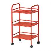 DRAGGAN Cart, red - 302.630.52